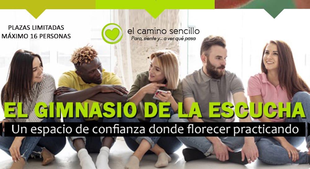 EL GIMNASIO DE LA ESCUCHA. PRESENCIAL Y ONLINE.